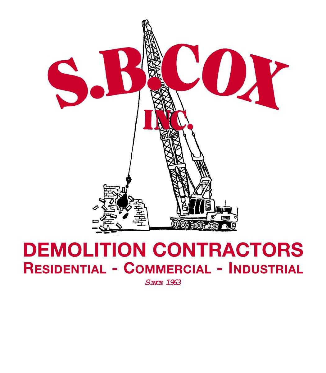 SB Cox logo